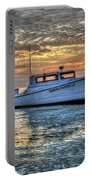 Crabbing Boat Donna Danielle - Smith Island, Maryland Portable Battery Charger