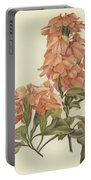 Crossandra Portable Battery Charger