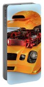 Custom Muscle Car Portable Battery Charger