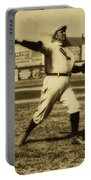 Cy Young With The Boston Americans 1908 Portable Battery Charger