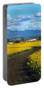 Daffodil Lane Portable Battery Charger