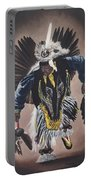 Dancing In The Spirit  Portable Battery Charger