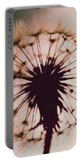 Dandelion Glow Portable Battery Charger