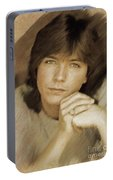 David Cassidy, Actor Portable Battery Charger