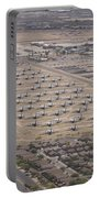 Davis-monthan Air Force Base Airplane Portable Battery Charger
