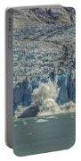 Dawes Glacier Calving #1 Portable Battery Charger
