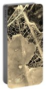 Decayed Lacing Portable Battery Charger