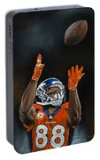 Demaryius Thomas Portable Battery Charger
