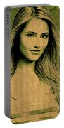 Dianna Agron Portable Battery Charger
