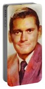 Dick York, Vintage Hollywood Actor Portable Battery Charger