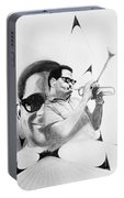 Dizzy Gillespie (1917-1993) Portable Battery Charger