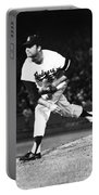 Don Drysdale (1936-1993) Portable Battery Charger