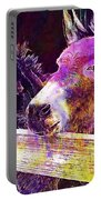 Donkey Farm Animal Ass  Portable Battery Charger