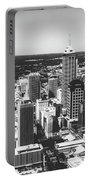 Downtown Indianapolis Portable Battery Charger
