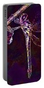 Dragonfly Insect Winged Insect  Portable Battery Charger