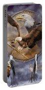 Dream Catcher - Spirit Eagle 2 Portable Battery Charger