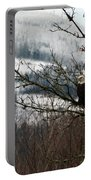 Eagle Watching Portable Battery Charger