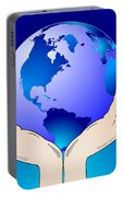 Earth In The Your Hands Portable Battery Charger