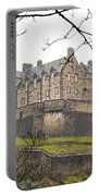 Edinburgh Castle Portable Battery Charger