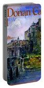 Eilean Donan Castle Scotland Portable Battery Charger