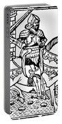 El Cid Campeador (c1040-1099) Portable Battery Charger