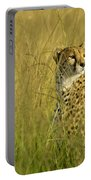 Elegant Cheetah Portable Battery Charger