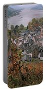 Elevated View Of Bacharach Portable Battery Charger