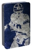 Eli Manning Giants Portable Battery Charger