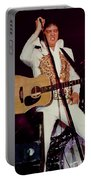 Elvis In Concert Portable Battery Charger