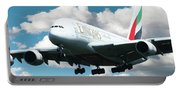 Emirates A380 Portable Battery Charger