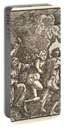 Expulsion From Paradise Portable Battery Charger