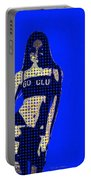 Fading Memories - The Golden Days No.4 Portable Battery Charger