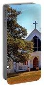 Fairhope Sacred Heart Church Portable Battery Charger