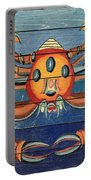 Fanciful Sea Creatures-jp3825 Portable Battery Charger