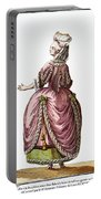Fashion: French, 1778 Portable Battery Charger
