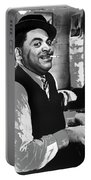 Fats Waller Stormy Weather Set 1943-2015 Portable Battery Charger