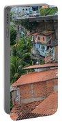 Favela In Salvador Da Bahia Brazil Portable Battery Charger