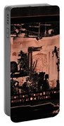 Film Homage Collage Young Billy Young 1969 Old Tucson Arizona 1968-2013 Portable Battery Charger