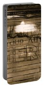 Film Homage Gregg Toland John Ford Henry Fonda The Grapes Of Wrath 2 1940 Ft. Steele Wy 1971-2008 Portable Battery Charger