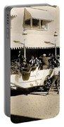 Film Homage Newsreel Cameraman The Great White Hope Set Globe Arizona 1969-2008 Portable Battery Charger