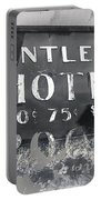 Film Noir Ray Teal Anthony Caruso Scene Of The Crime 1949 Antlers Hotel Victor Colorado 1971-2013 Portable Battery Charger