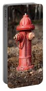 Fire Hydrant #16 Portable Battery Charger