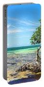 Florida Keys Mangrove Reef Portable Battery Charger