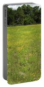 Florida - Wildflowers Portable Battery Charger