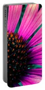 Flower Focus Portable Battery Charger