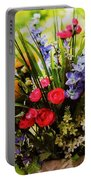 Flowers 4 Portable Battery Charger