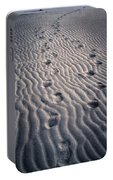 Footprints Portable Battery Charger