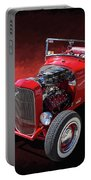 Ford Hot Rod Roadster Portable Battery Charger