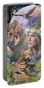 Forest Friends Portable Battery Charger