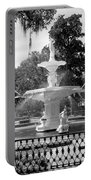 Forsyth Fountain Park Portable Battery Charger